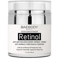 Baebody Beauty Retinol Moisturizer Review