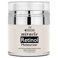 Radha Beauty Miracle Retinol Moisturizer Review