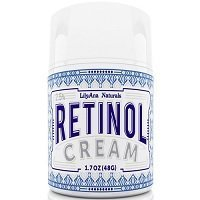 LilyAna Naturals Retinol Cream Review
