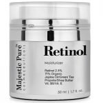 Majestic Pure Retinol Moisturizer Review