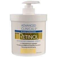 Advanced Clinicals Retinol Advanced Firming Cream Review