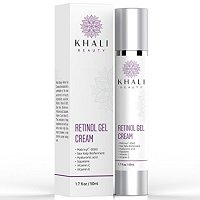 Khali Beauty Retinol Gel Cream Review