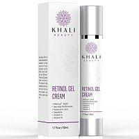 Khali Beauty Retinol Gel Cream Review