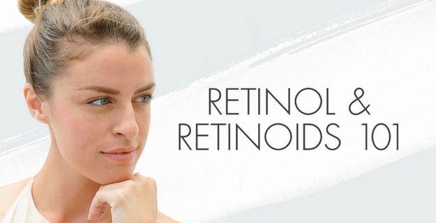 retinol and retinoids 101