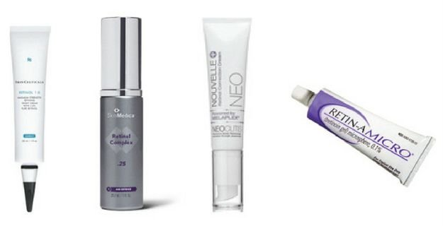 difference between retinoids and retinol