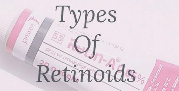 retinyl palmitate as a retinoid