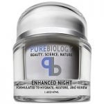 Pure Biology Enhanced Night Cream Review
