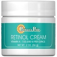 Puritan's Pride Retinol Cream Review