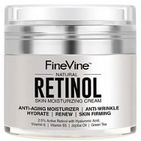 Fine Vine Natural Retinol Cream Review