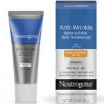 Neutrogena Anti-Wrinkle Retinol Daily Moisturizer Review