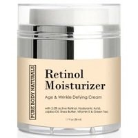 Pure Body Naturals Retinol Moisturizer Review