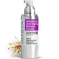 Geneva Naturals Advanced Anti-Aging Retinol Cream Review