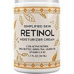 Simplified Skin Retinol Moisturizer Cream Review