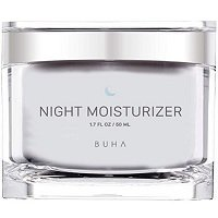 Buha Night Moisturizer Retinol Review