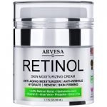Arvesa Retinol Skin Moisturizing Cream Review