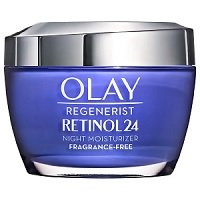 Olay Regenerist Retinol 24 Night Face Moisturizer Review